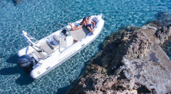 donboats Charter ribb